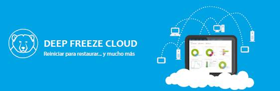 Deep Freeze Cloud Descarga GRATIS