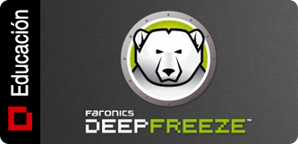 Deep Freeze Cloud INT Subscription  Edu 1 Año - Todas las ventajas de Deep Freeze ENT sin necesidad de hardware para controlar la consola.